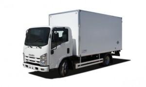 возможная комплектация Isuzu Elf 3.5 в качестве изотермического фургона