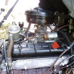 обзор автомобиля ГАЗ-66 и его двигателя