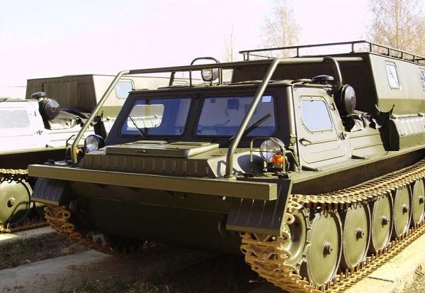 снегоболотоход ГАЗ-34039-32, его основные достоинства и недостатки