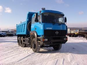 как устроен автомобиль Урал-63685