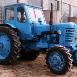 описание трактора МТЗ-50, его особенности