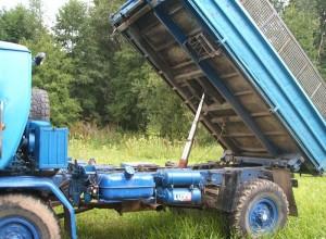 какими преимуществами и недостатками обладает самосвал  КАЗ-4540