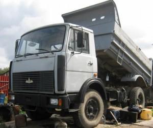 преимущества и недостатки самосвала МАЗ-5551