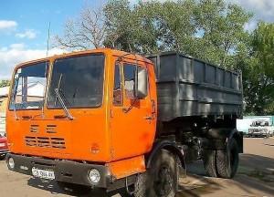 самосвальный грузовой автомобиль КАЗ-4540