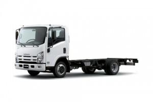 шасси грузовика Isuzu Elf 9,5