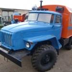 вахтовый автобус Урал-4320, его особенности
