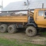 описание модели КАЗ-4540 и его модификаций