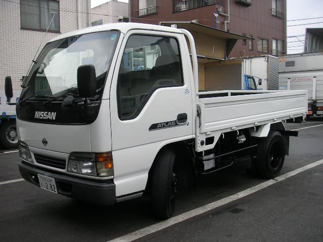 Nissan Atlas (Ниссан Атлас) и его главные технические характеристики