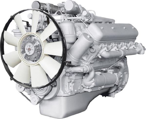 двигатель ЯМЗ-6581.10-04 автомобиля МАЗ-6312