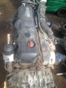 Двигатель DAF XF 105, его основные параметры