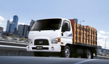 Hyundai HD 78, основные технические характеристики и описание