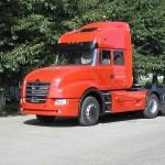 Главные характеристики тягача Урал 6464