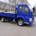 обзор, описание и главные технические характеристики грузовика baw tonic