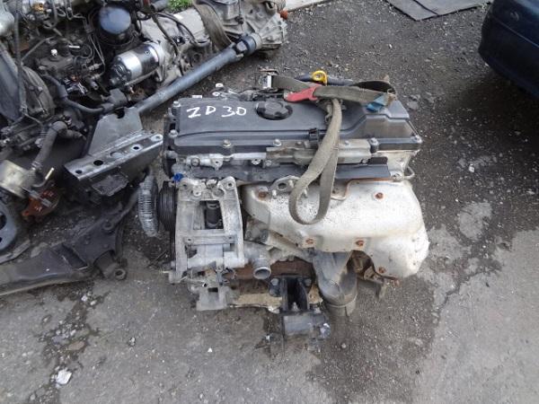 двигатель ZD30, устанавливаемый на Ниссан Кабстар