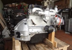 обзор двигателя ГАЗ-21 для модели грузовика УАЗ-31512