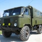 основные технические характеристики грузовика газ-66