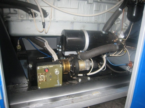 предпусковой подогреватель типа ПЖД-30 для модели погрузчика К-701 АС-81