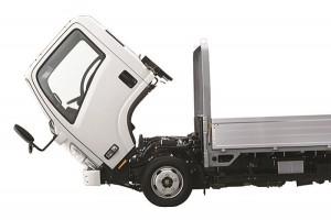 основные параметры шасси QDUS для грузовика isuzu forward