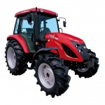 технические характеристики и описание трактора TYM