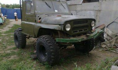 Описание технических характеристик грузовика УАЗ-31512