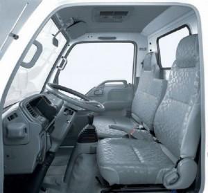 Isuzu NQR75: безопасность, удобство и экономичность грузового автомобиля