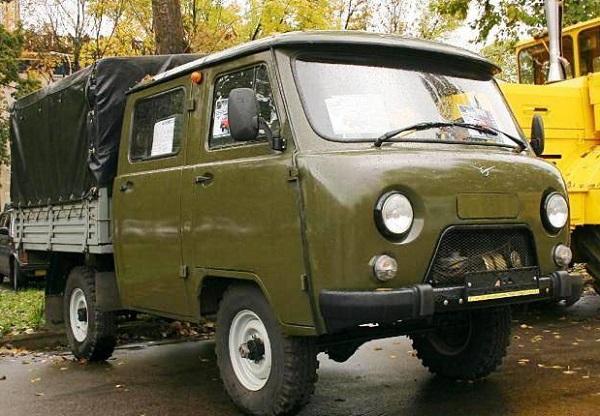 модель УАЗ -39094: описание и характеристики