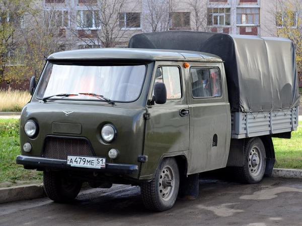 """обзор технических характеристик УАЗа-39094 """"Фермер"""""""