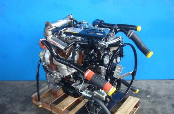 Двигатель 4HK1:  миллионный пробег до капитального ремонта