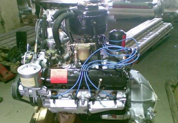 обзор основных характеристик двигателя ЗИЛ-130я5