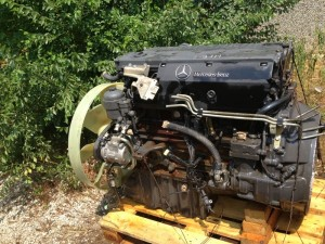 технические характеристики двигателя MB OM906 LA EU Stage IIIA харвестера Понссе Эрго