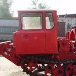 описание трактора, предназначенного для трелевки леса