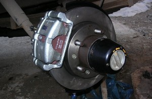 главные характеристики тормозной системы для УАЗ 34094