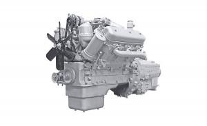 основные характеристики двигателя ЯМЗ-236Г6
