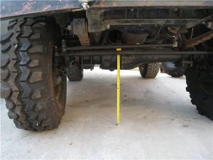 обзор характеристик ходовой части УАЗа-39094