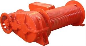 Применение, монтаж и основные характеристики грузовой лебедки гусеничного крана МКГ-40