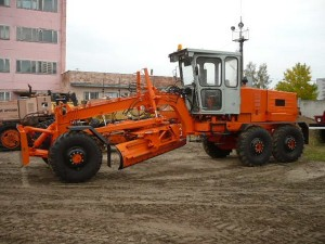 грейдер ГС-14-02, модификация  ДЗ-180