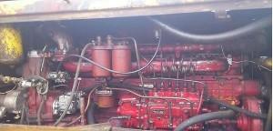 основные характеристики двигателя автогрейдера ДЗ-180