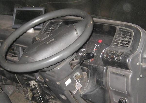 Особенности рулевого управления Nissan Condor