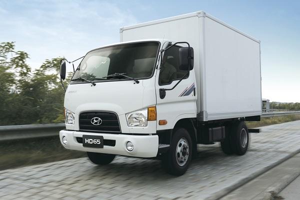 Описание основных характеристик Hyundai (Хендай) HD65