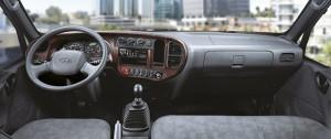 Обзор кабины Hyundai HD 65