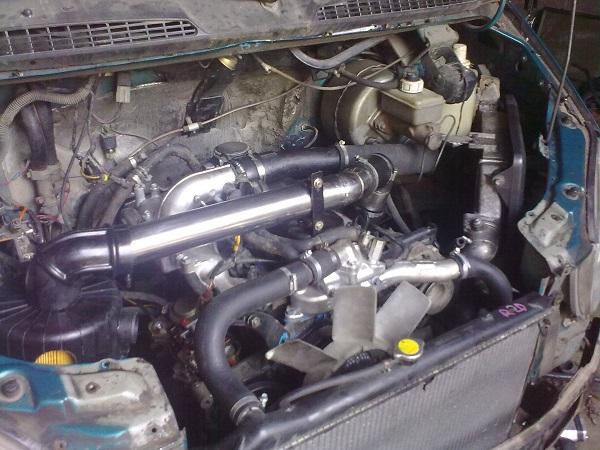 Моторный агрегат QD32, его основные характеристики