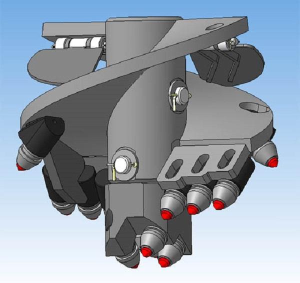 Выбор оборудования для БКМ-317