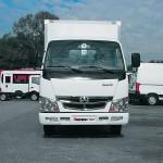 компактный и удобный фургон BAW Tonik