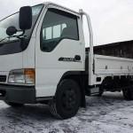 новая модель грузовика Ниссан Атлас