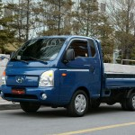 обзор малотоннажного грузовика Хендай Портер