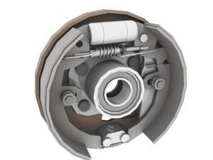 особенности обслуживания барабанов и тормозных колодок для грузовика КАЗ-150