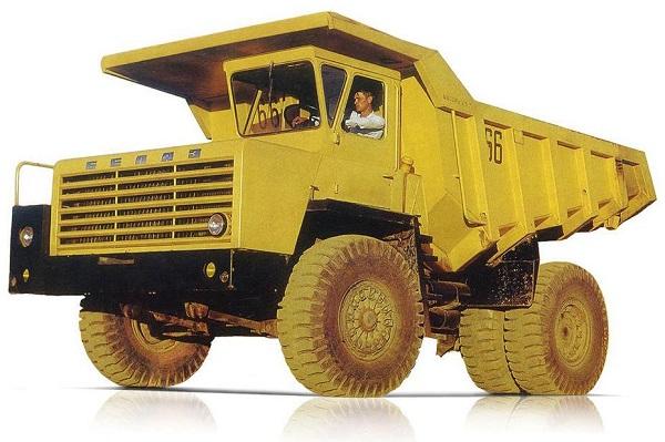 Обзор БелАЗа-540 и его технических характеристик