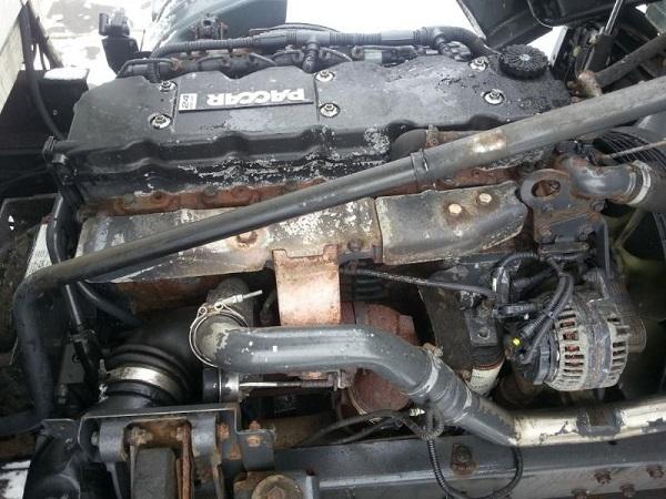 Обзор двигателя грузового автомобиля daf lf