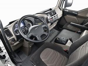 Основные параметры грузовика daf lf