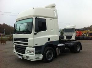 DAF CF 85.430, основные особенности грузовика
